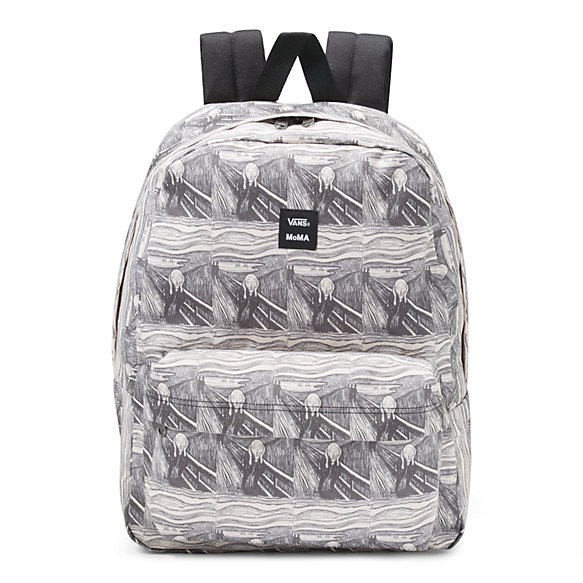 Vans MoMA Munch Old Skool Backpack