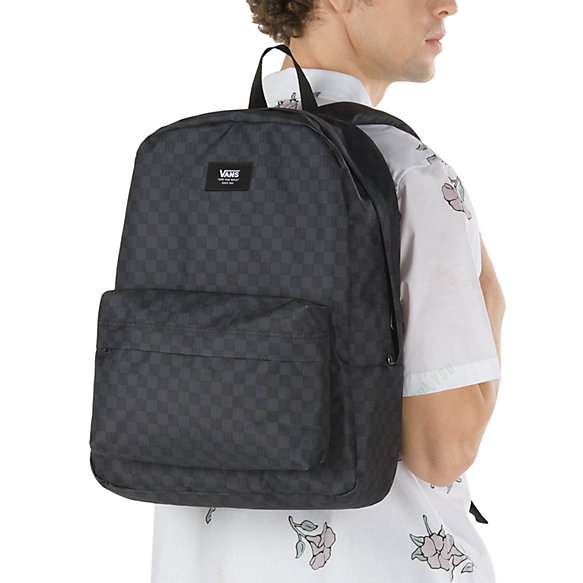 Old Skool Checkerboard Backpack