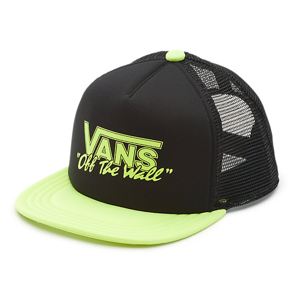 Boys BMX Off The Wall Trucker Hat