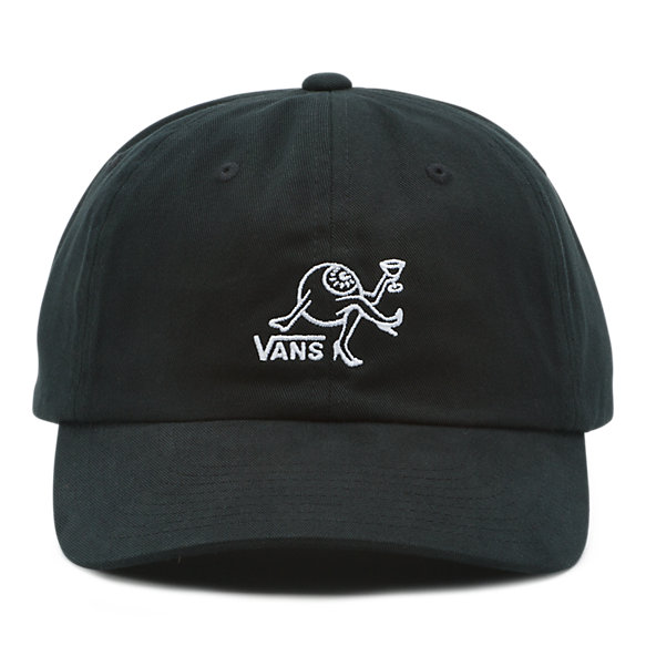 Menlo Curved Bill Jockey Hat