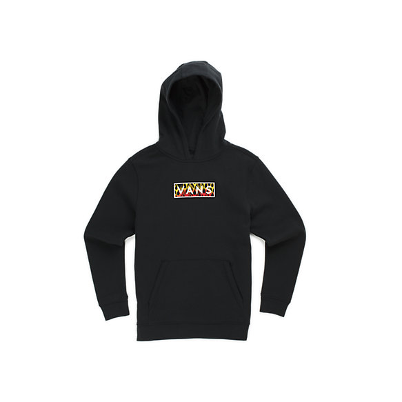 Little Kids Easy Box Fill Pullover Hoodie | Shop At Vans