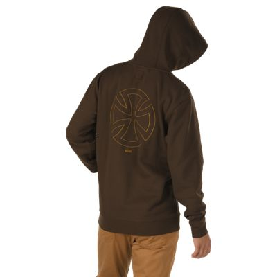 Vans X Independent Iron Cross Pullover Hoodie by Vans