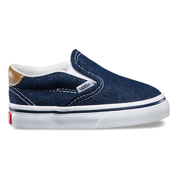 Toddlers Denim C&L Slip-On 59