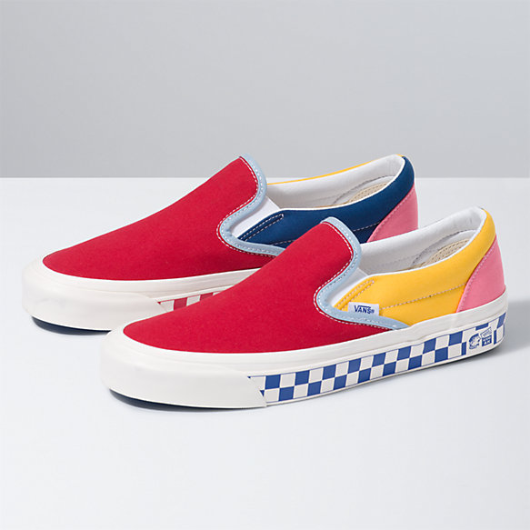 Anaheim Factory Classic Slip-On 98 DX