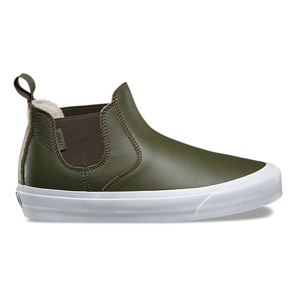 Leather Slip-On Mid DX  cc5f0edd6