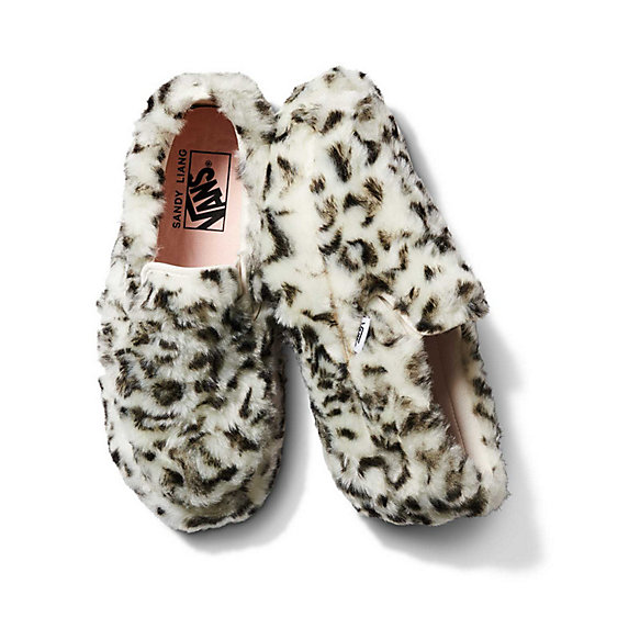 Vans X Sandy Liang Slip-On Platform