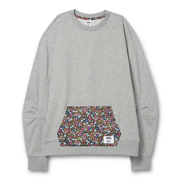 Vans Made With Liberty Fabrics Pullover Crew