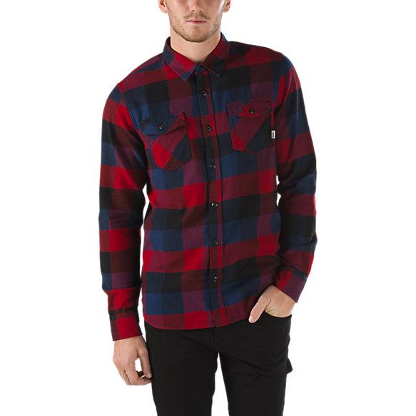 Box Flannel Shirt | Shop Mens Shirts At Vans