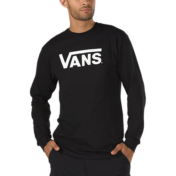 Vans Classic Long Sleeve T Shirt