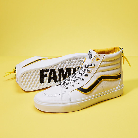 Family Collection Sk8-Hi Reissue Zip