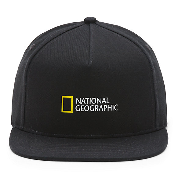 Vans X National Geographic Snapback
