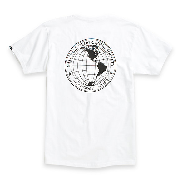 Vans X National Geographic T-Shirt