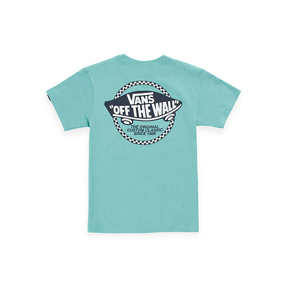 Little Kids Checker Off The Wall T-Shirt