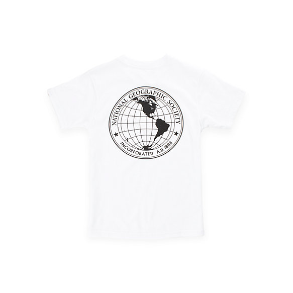 Vans X National Geographic Little Kids T-Shirt