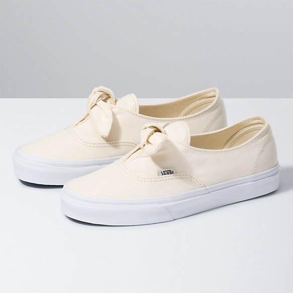 Canvas Authentic Knotted | Shop At Vans