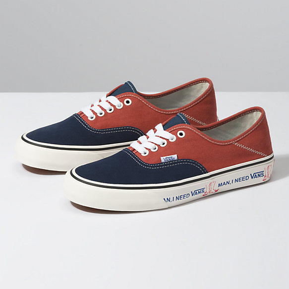 cb1d5ccbd Two Tone Salt Wash Authentic SF | Shop At Vans