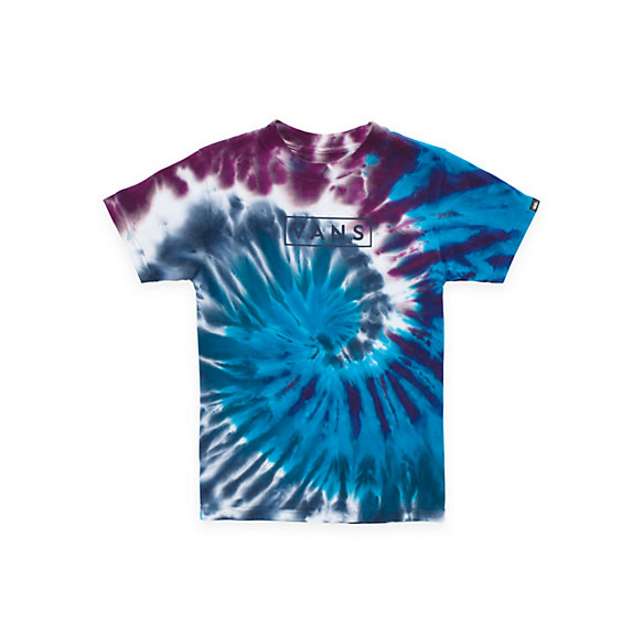Little Kids Easy Box Tie Dye T-Shirt