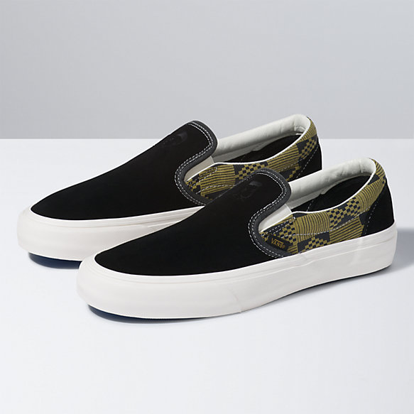 Michael February Classic Slip-On SF