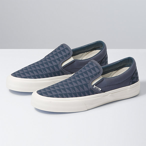 Vans X Pilgrim Surf + Supply Slip-On SF