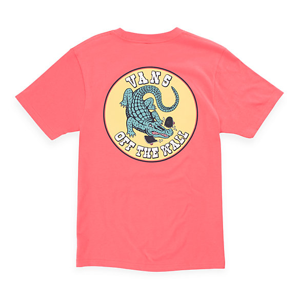 Boys Gator Snap T-Shirt