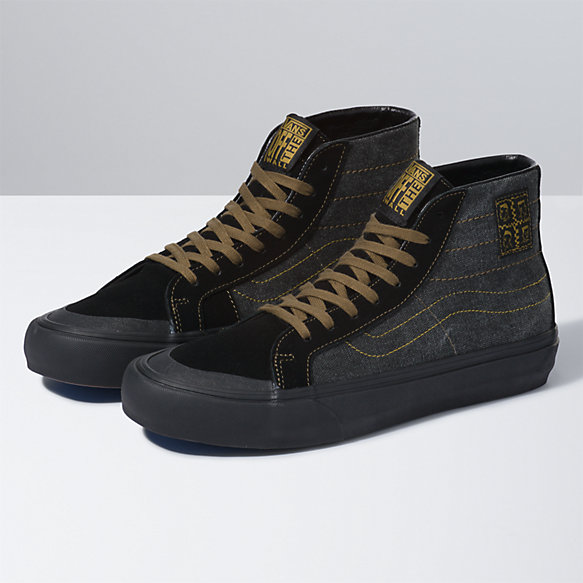 Michael February Sk8-Hi 138 Decon SF