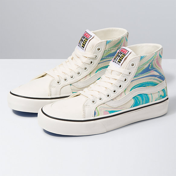 Resin Swirl Sk8-Hi 138 Decon SF