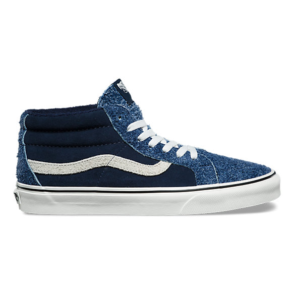 c29a76ad3a Hairy Suede Sk8-Mid Reissue