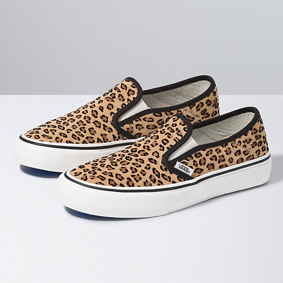 Mini Leopard Slip-On SF