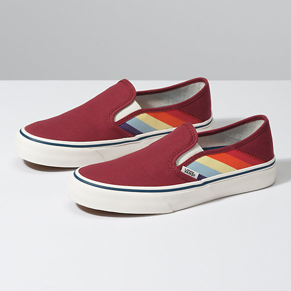 Rad Rainbow Slip-On SF