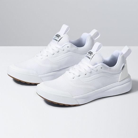 Cheap Women Shoes | Vans UltraRange Rapidweld Shoes White