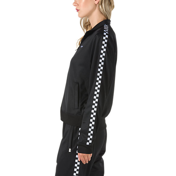 West End Track Jacket Shop Womens Jackets At Vans