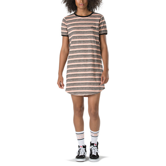 Vans Ringer Dress Shop Dresses And Skirts At Vans