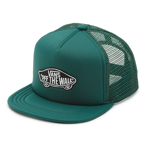 Boys Classic Patch Trucker Hat