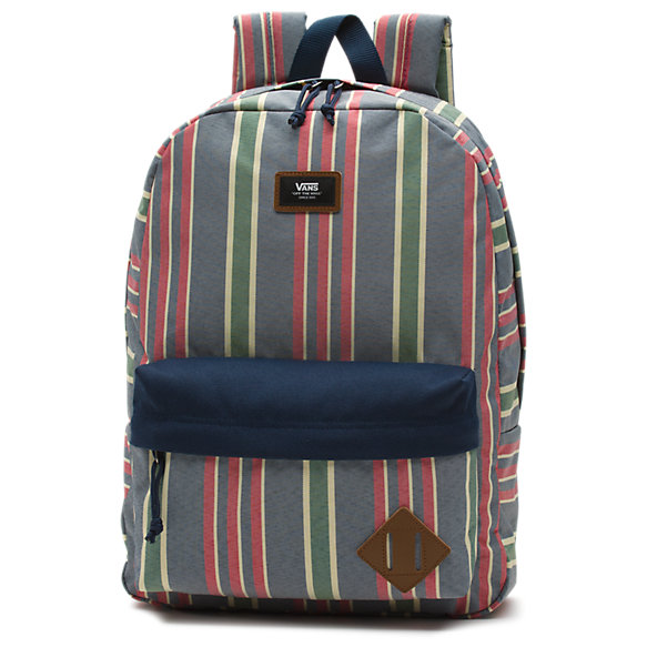 Old Skool Printed Backpack