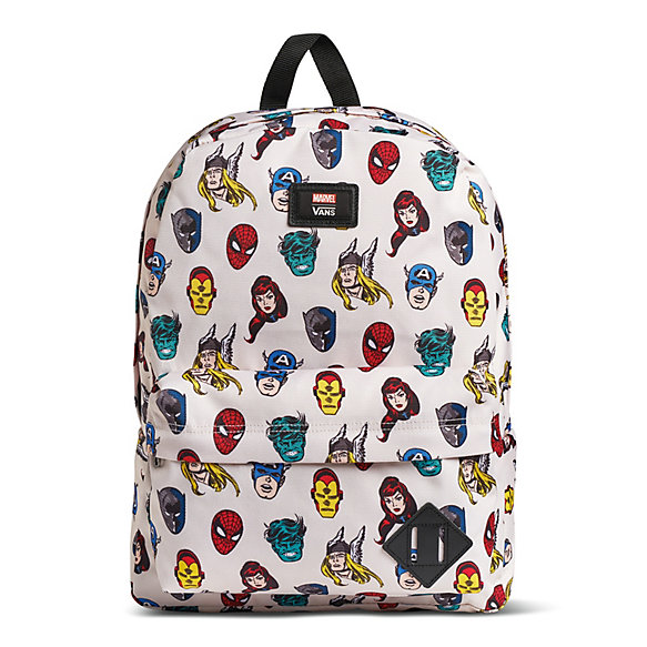 Vans x Marvel Old Skool Backpack