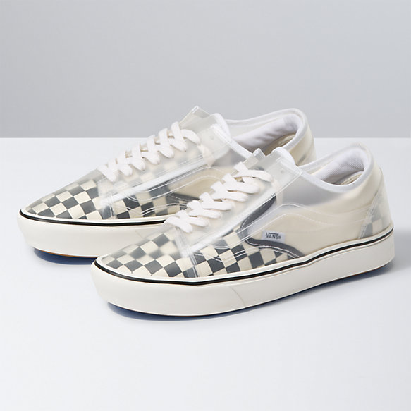 chaussure vans old skool checkerboard