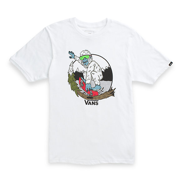 Boys Yeti To Shred T-Shirt