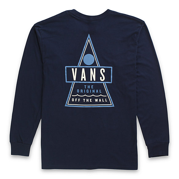 Triangle Shaper Long Sleeve T-Shirt
