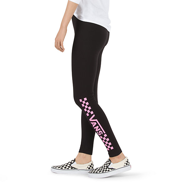 Checker Chalkboard Legging