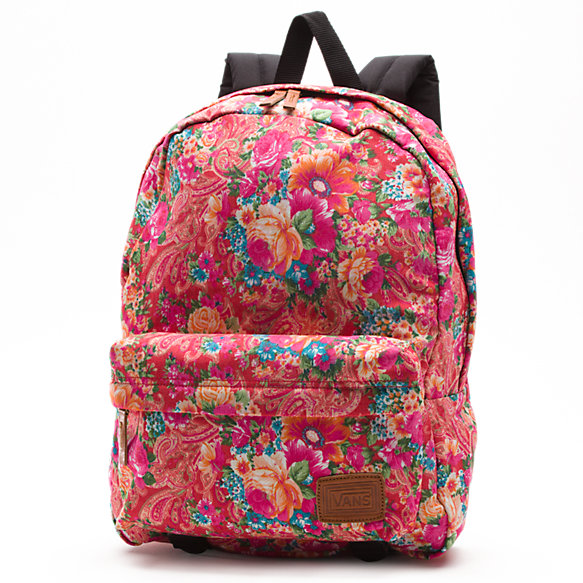 Multi Floral Deana Backpack