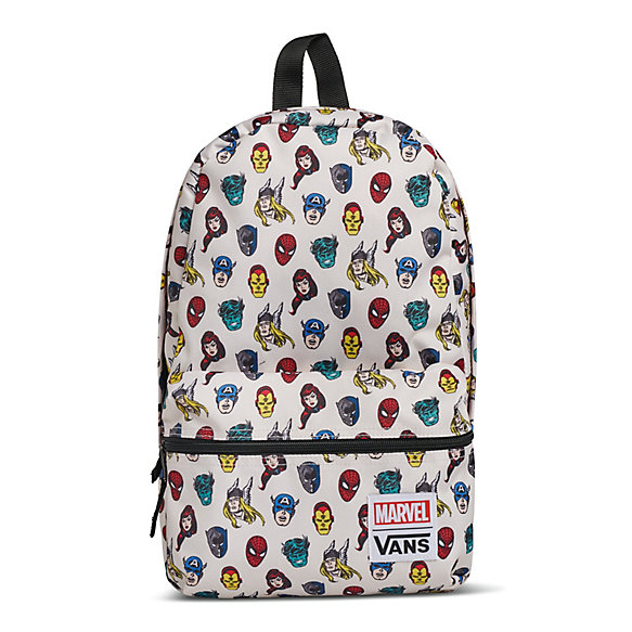 Vans x Marvel Heads Calico Backpack