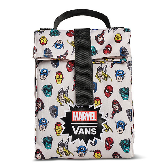 Vans x Marvel Heads Lunch Sack