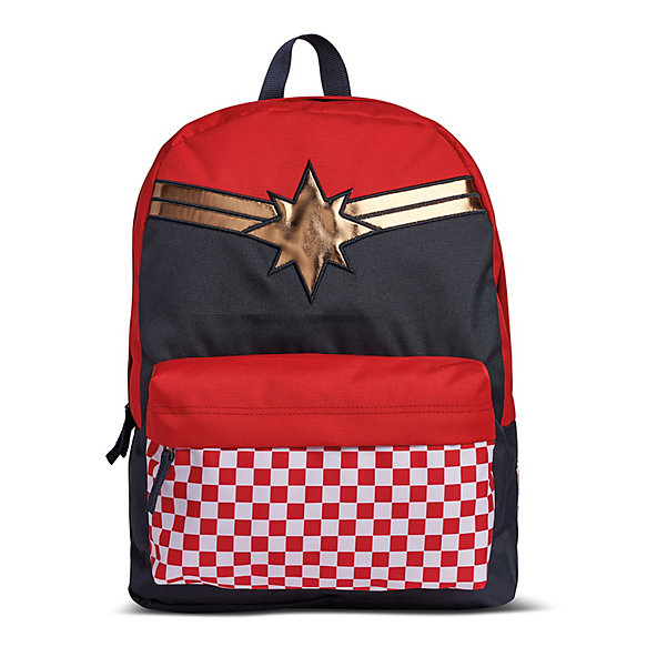 Vans x Marvel Captain Marvel Realm Backpack