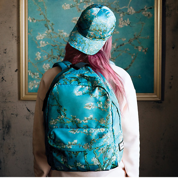 nuovo concetto 3586d 9c388 Vans x Vincent Van Gogh Almond Blossom Backpack | Vans CA Store