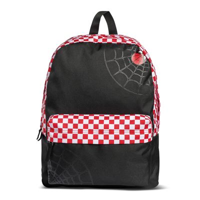 906aa3a9ebb941 Vans x Marvel Spidey Realm Backpack