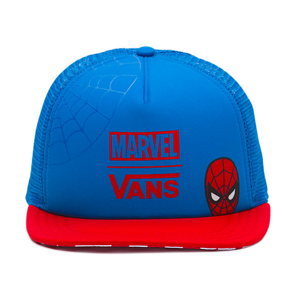 Vans x Marvel Spidey Trucker Hat
