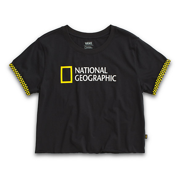 Vans X National Geographic Rollout Tee