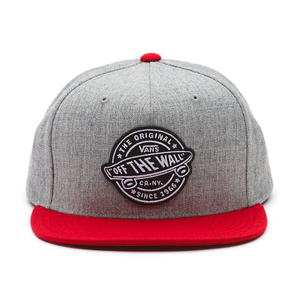 999da80a Badge Snapback Hat | Shop Mens Hats At Vans