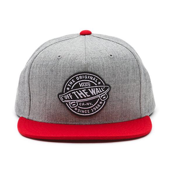 Badge Snapback Hat  70f7deddcaf