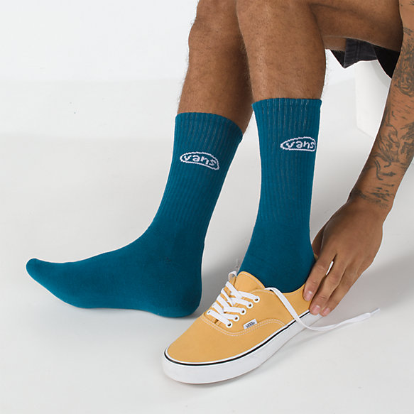 Seasonal Color Crew Sock